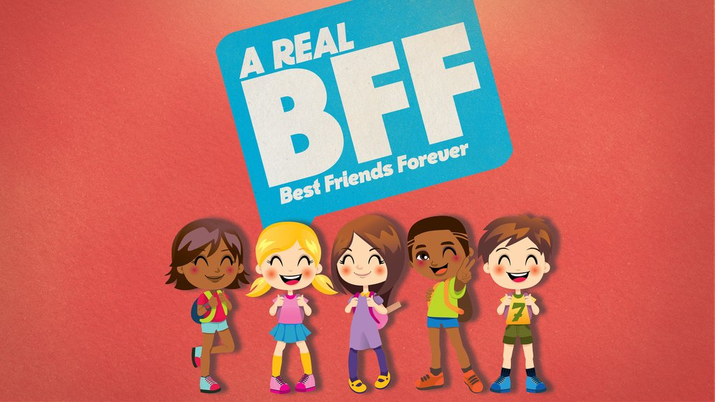 A Real BFF: 4-Week Junior High Series
