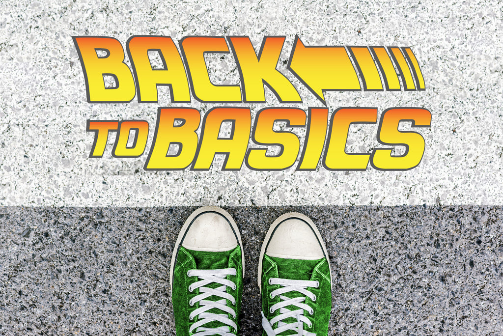 Back to Basics: 4-Week Junior High Series