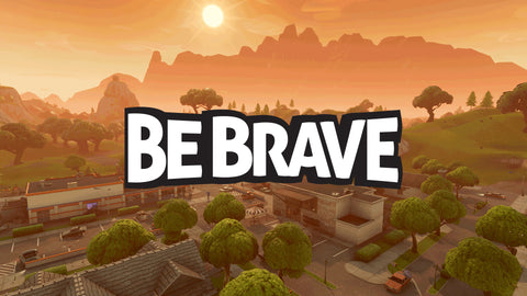 Be Brave: 4-Week Series