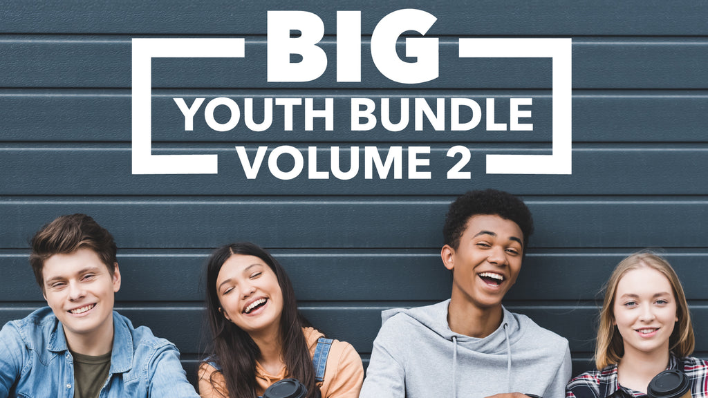 Big Youth Bundle, Volume 2
