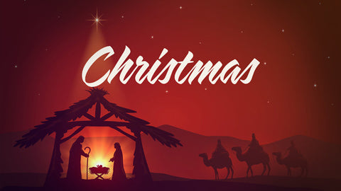 Christmas Series: 4 Week Series
