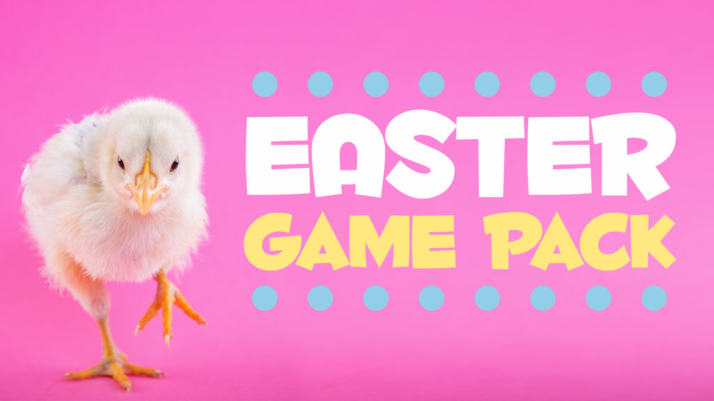 20 Easter Games