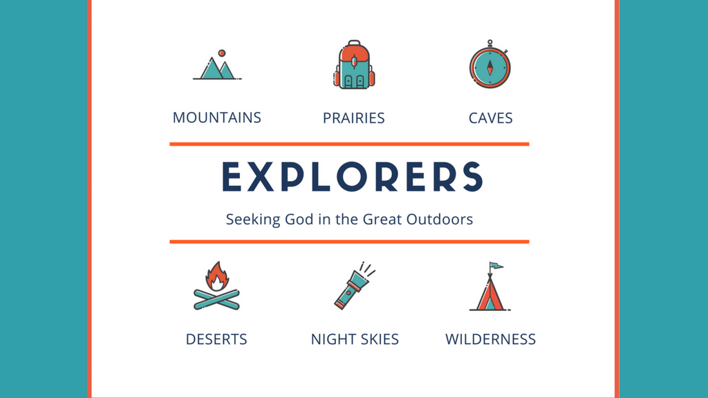 EXPLORERS: 6-Week Kids' Series
