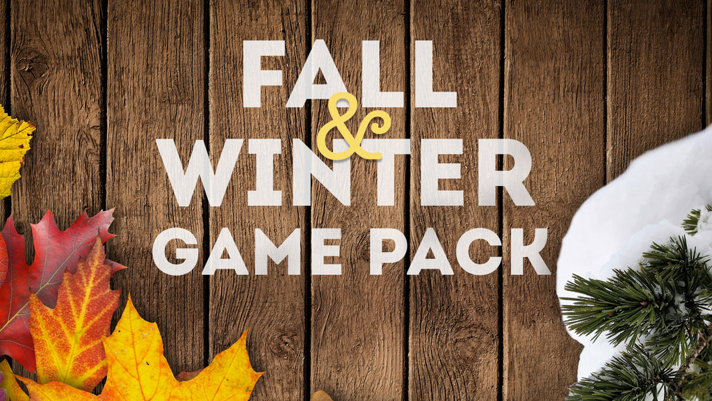 Fall and Winter Game Pack