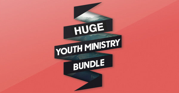 Huge Youth Ministry Bundle - May 2016