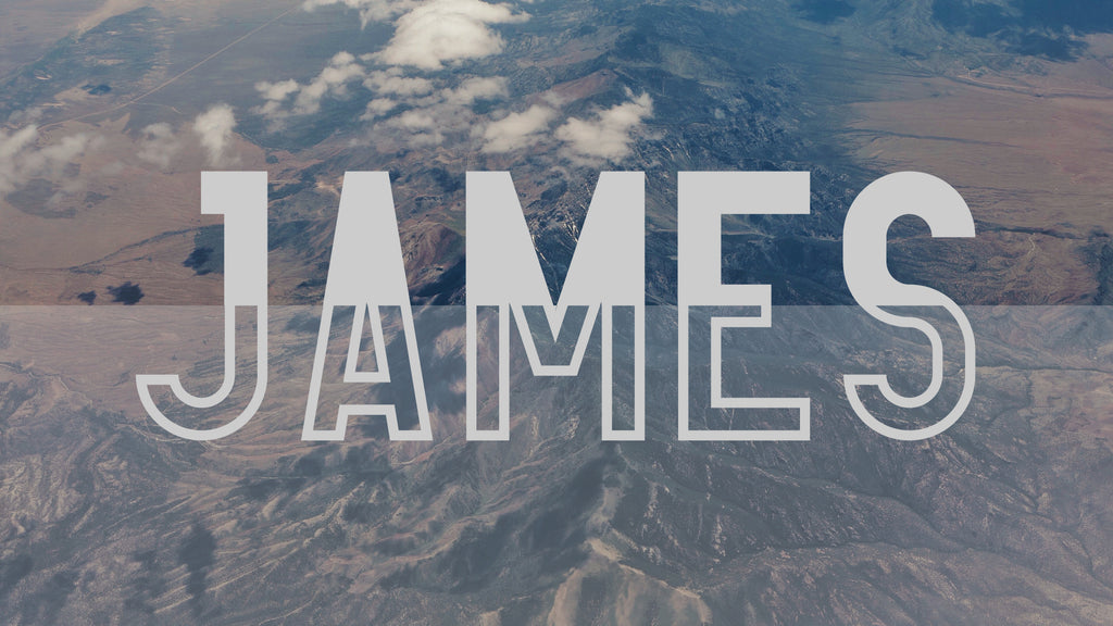 James: New Youth Small Group Series