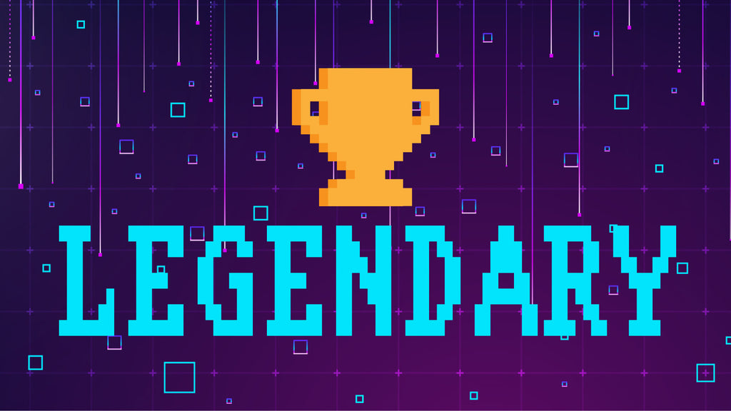LEGENDARY: 4-Week Kids' Series