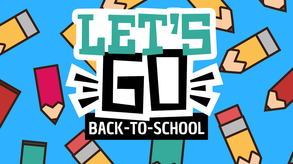 LET'S GO! Back to School: 4-Week Kids' Series