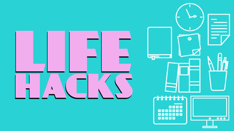 Life Hacks: 4-Week JR High Series