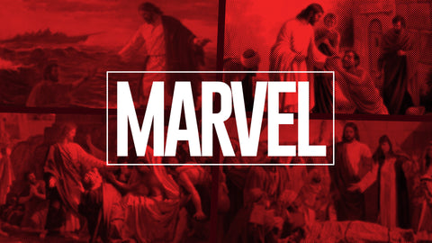 MARVEL: NEW 4-Week Jr High Series