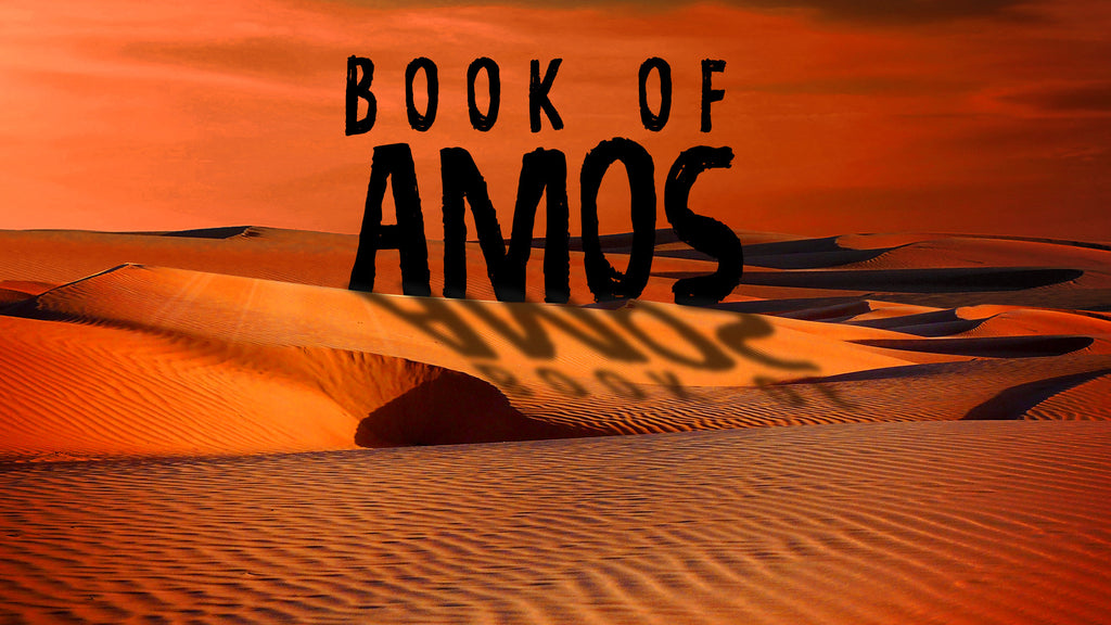 The Messenger (Book of Amos): 4-Week Series
