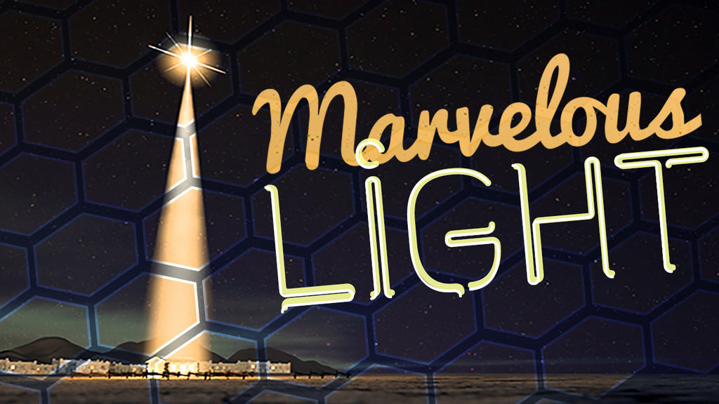 Marvelous Light: 4-Week Junior High Christmas Series