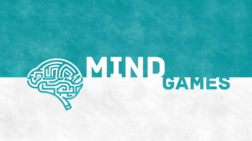 Mind Games: 4-Week Junior High Series