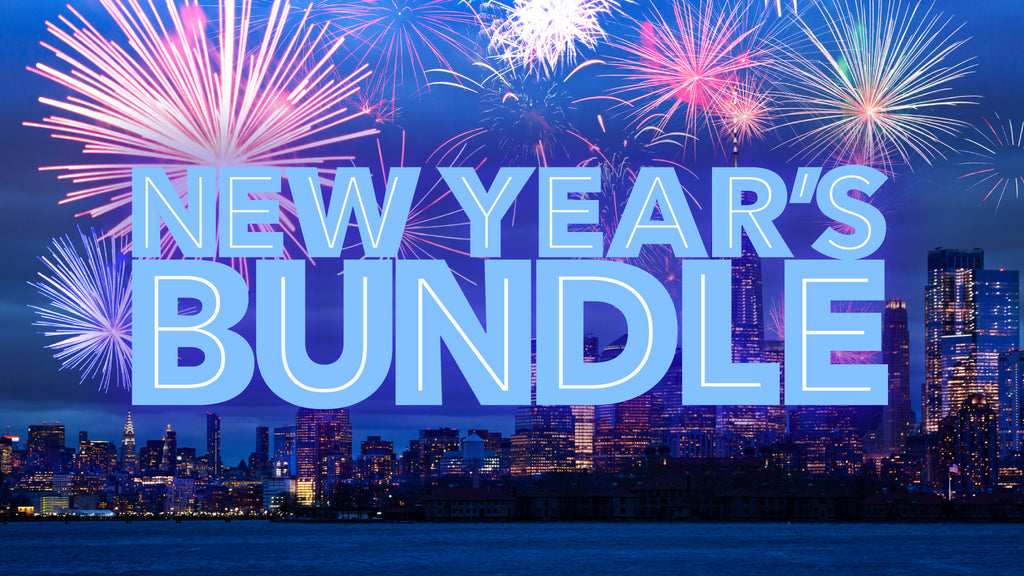 2021 New Year's Bundle