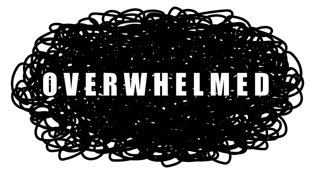 OVERWHELMED: 4-Week Junior High Series