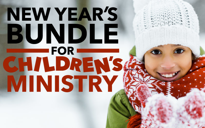 New Year's Bundle for Children's Ministry