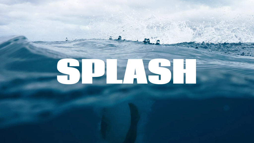 Splash: NEW & IMPROVED Junior High Summer Series