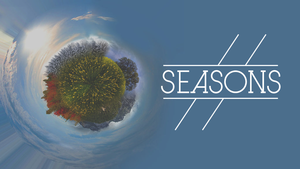 SEASONS: 4-Week Junior High Series