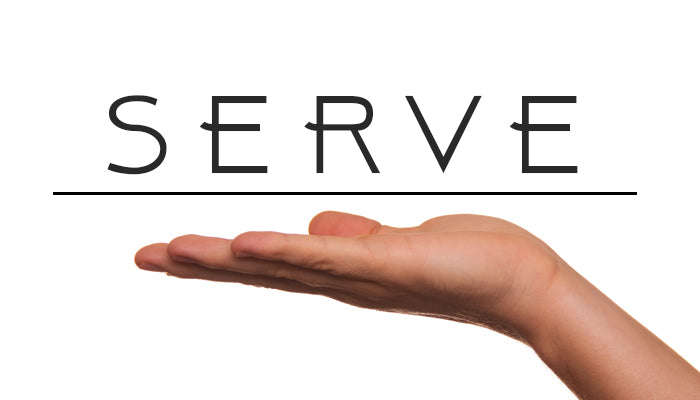 Serve: 4-Week Series