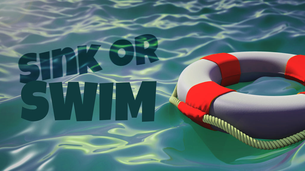 Sink or Swim: 4-Week Summer Series