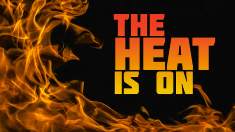 The Heat is On: NEW & IMPROVED Jr High Summer Series