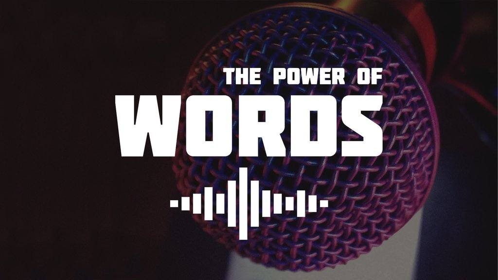 The Power of Words: 4-Week Junior High Seri