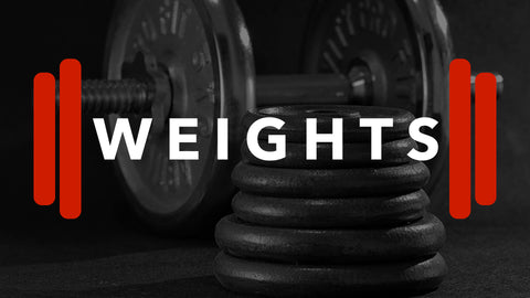 Weights: NEW 4-Week Series
