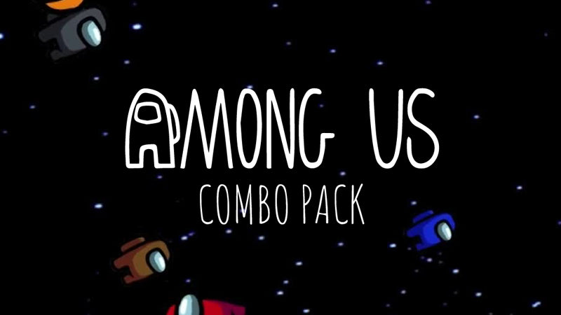 Among Us - Combo Pack