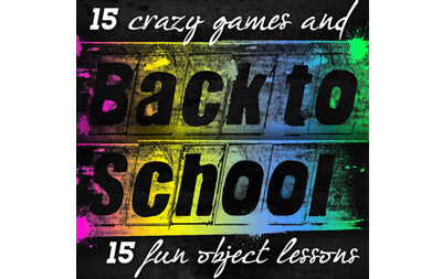 Back to School Games & Object Lessons