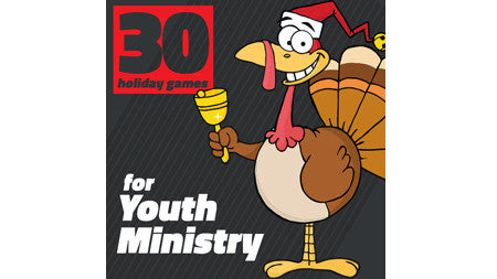 Holiday Games for Youth Ministry