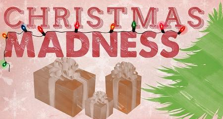 Christmas Madness: 4-Week Junior High Series