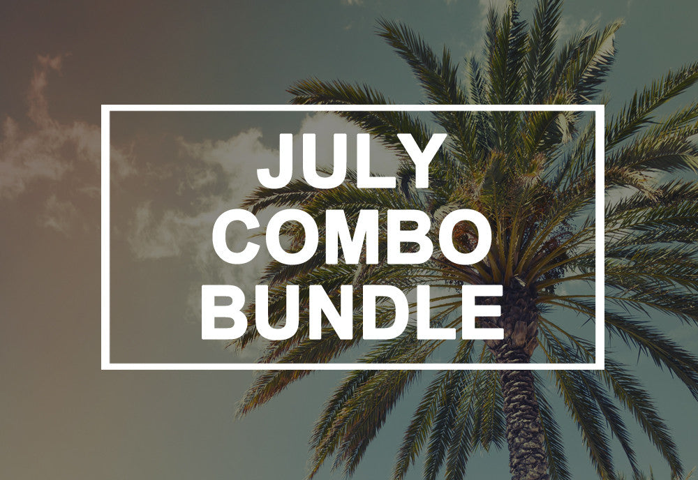 Combo Bundle: July Youth Ministry Bundle & Junior High Bundle