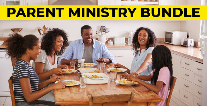 Combo: Parent Ministry & Bonus Youth Bundle