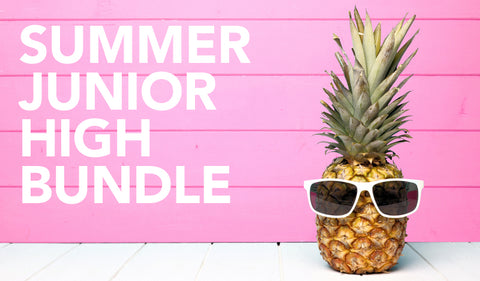Summer Junior High Bundle