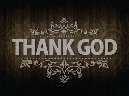 Thank God: Junior High Thanksgiving Lesson