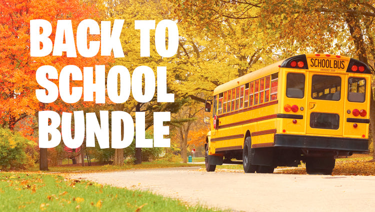 Back to School Combo Bundle - 2018