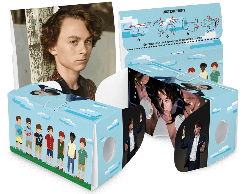 Wyatt Oleff's Virtual Reality Viewer