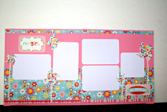 #136 My Girl Layout Kit