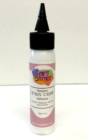 Art Glitter Liquid Glue - 2oz Bottle - Liquid Glue