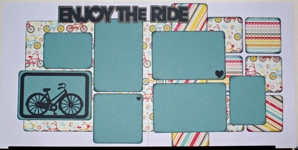 #88 Enjoy The Ride Layout Kit