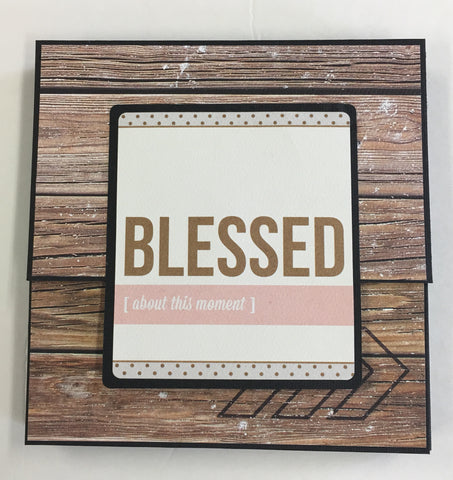 Blessed Two Minute Mini Album kit