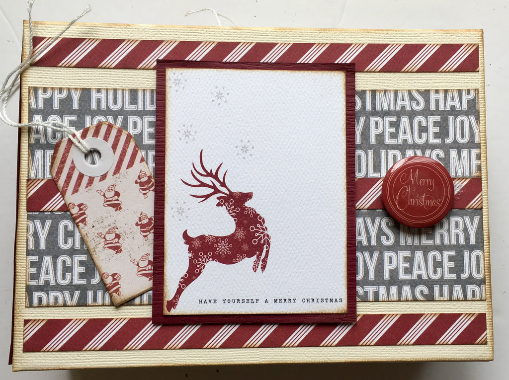 Holiday Cheer Mini Album Kit