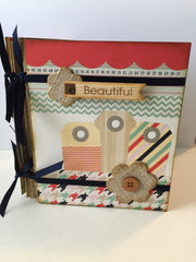 Trendsetter Minute Mini  Album kit
