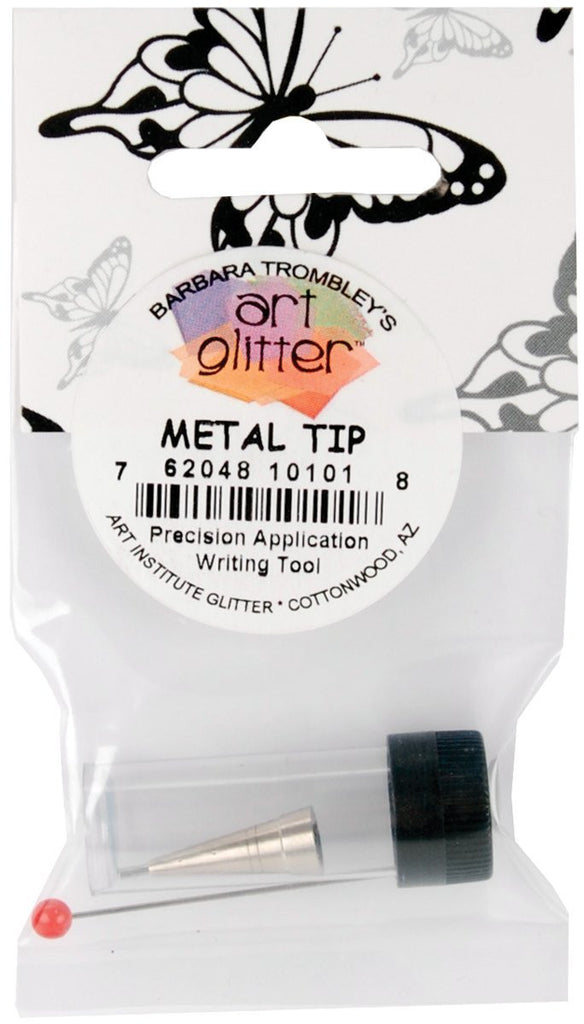 Art Glitter - Metal Tip w/ Stainless Steel Pin