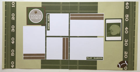 #87 Touchdown Layout Kit