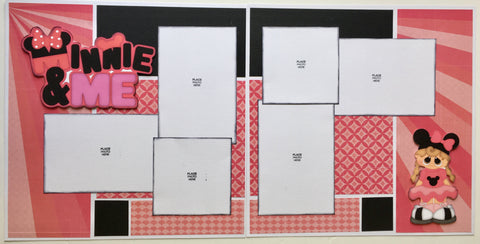 #123 Mini & Me Layout Kit