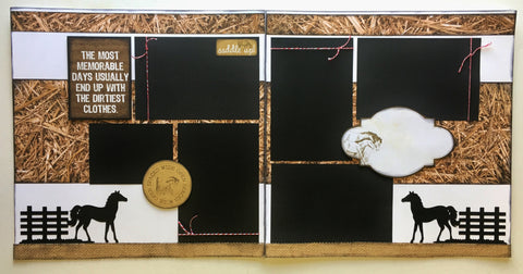 #144 Most memorable Days Layout Kit