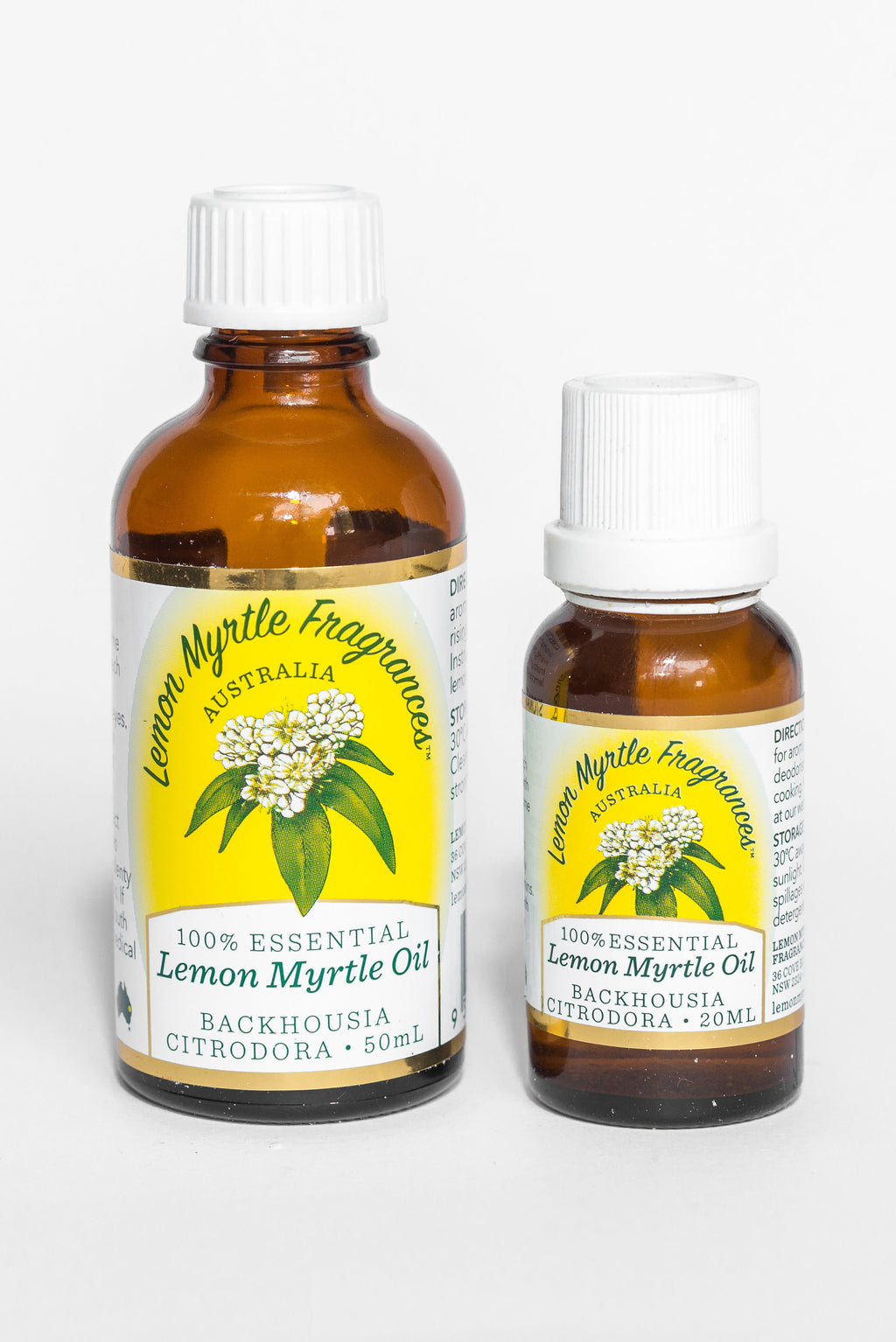 Lemon Myrtle Oil and Molluscum Contagiosum.