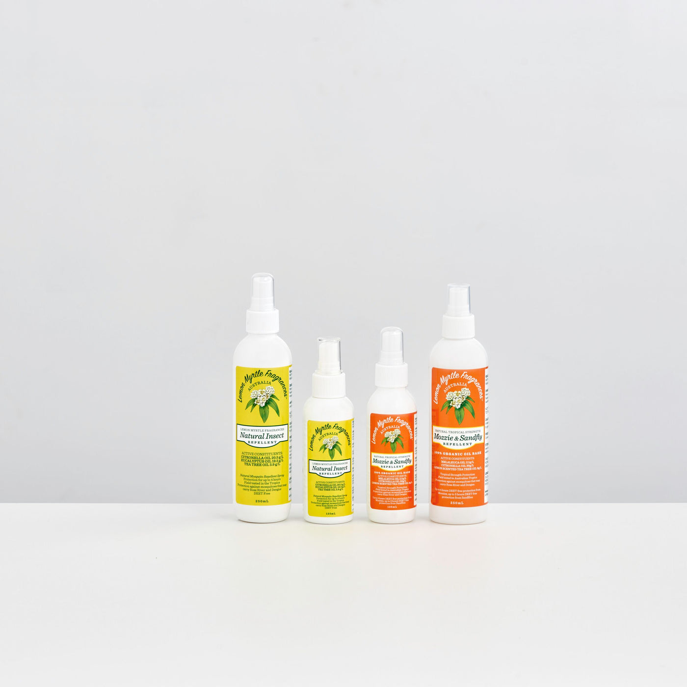 New Natural Tropical Strength Insect Repellent