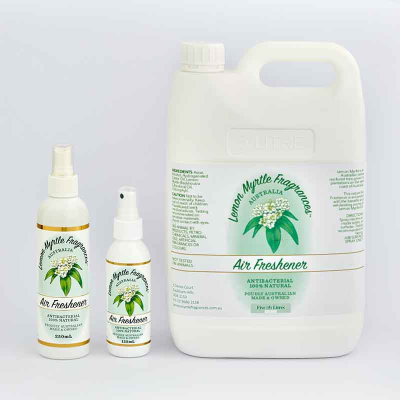 lemon Myrtle products